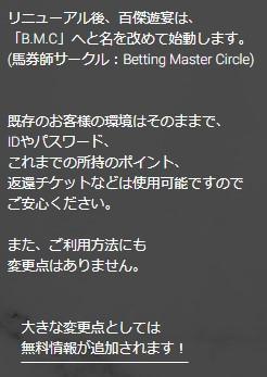 馬券師サークル Betting Master Circle